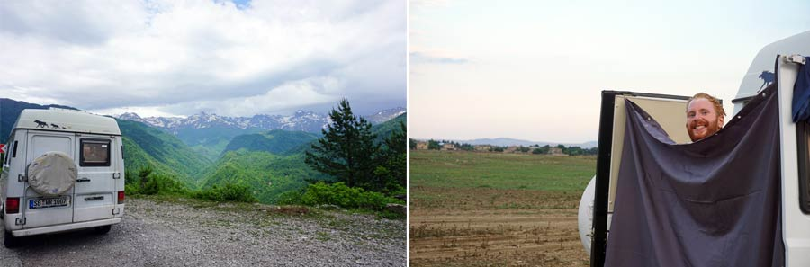 Georgien Selbstfahrer: Campingplatz Outdoor