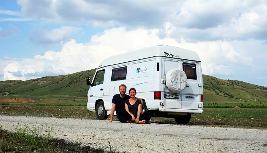 Georgien Selbstfahrer: Durch den Kaukasus