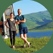 Anne und Sebastian von reisefroh
