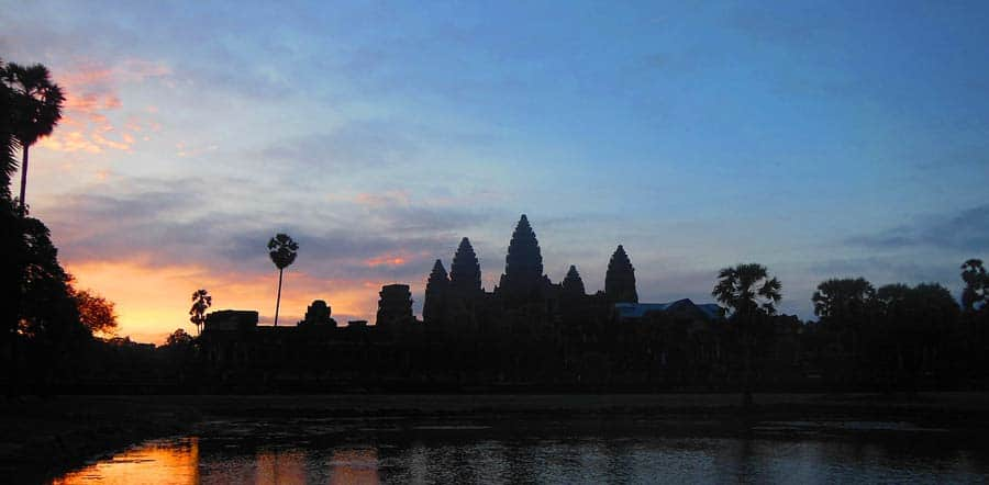 Kambodscha: Angkor, die alte Hauptstadt des Khmer Reiches