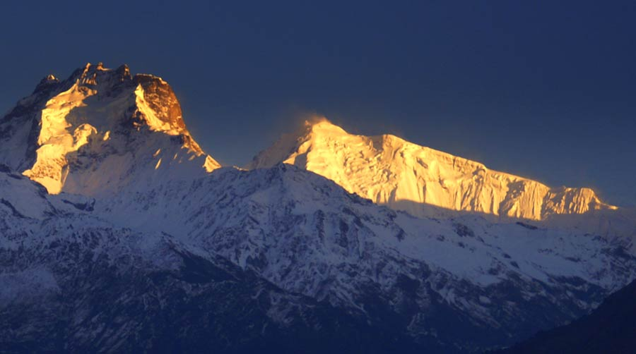 Tamang Heritage Trail: Ganesh Himal, Tsergo Ri