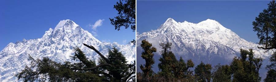 Tamang Heritage Trail: Nepal Trek Langtang Tatopani Gletscher