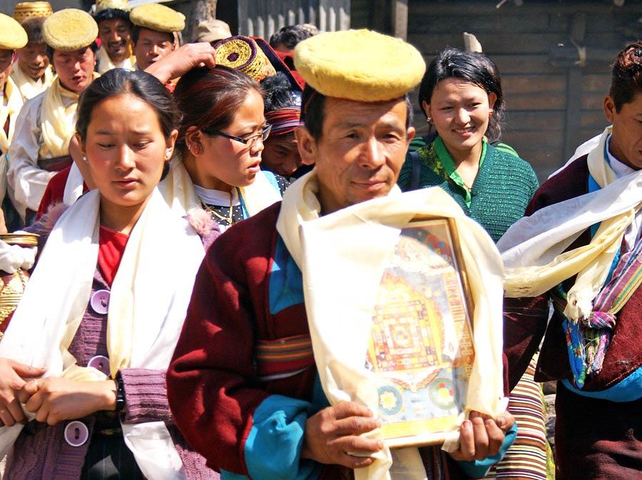 Tamang Heritage Trail: Mandala, Mönche und Khola Trisuli