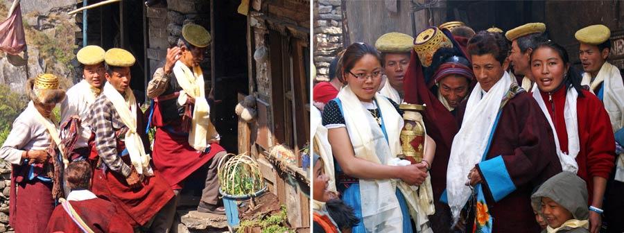 Tamang Heritage Trail: Hochzeit