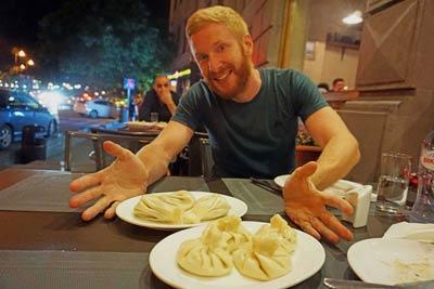 Georgische Küche: Toller Geschmack