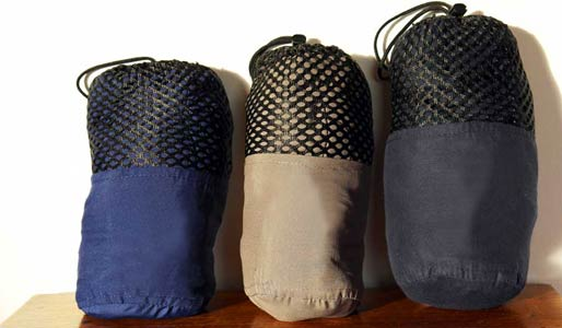 Huettenschlafsack Test: Bahidora Inlett Inlay