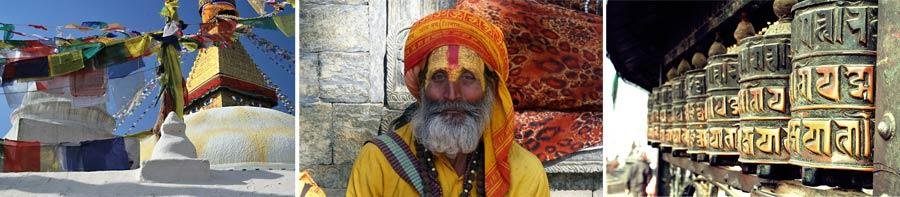 Kathmandu: Hauptstadt von Nepal
