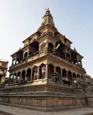 Kathmandu: Stadtteil Patan Lalitpur