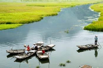 Hanoi Ausflüge Trips nach Ninh Binh