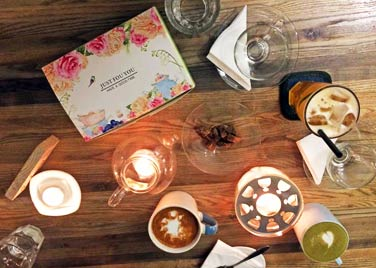 Hanoi: Cafe Restaurant Tranquil