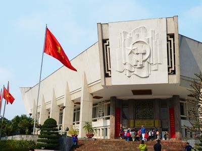 Hanoi Sehenswürdigkeiten: Ho Chi Minh Museum