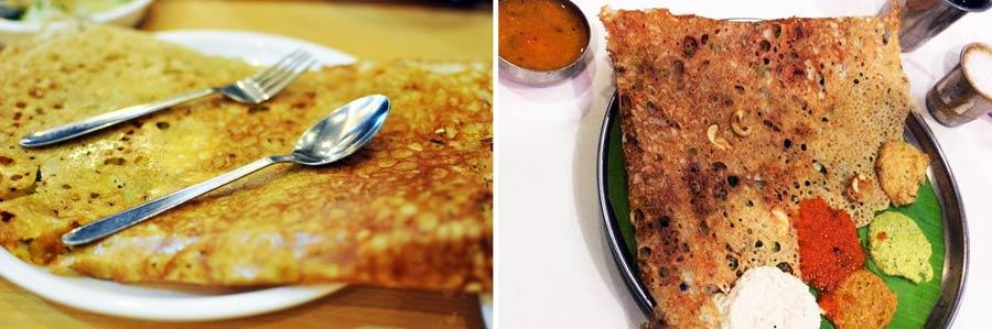 Indisches Essen: Masala Dosa, Indiens bestes Gericht