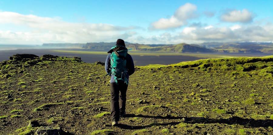 Wanderrucksack Test: Outdoorrucksack Rückenbelüftung