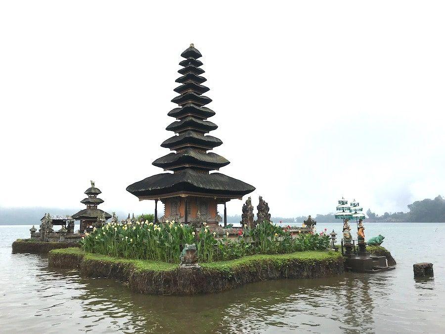 Bali Reisetipps: Bedugul Pura Ulun Danu Bratan