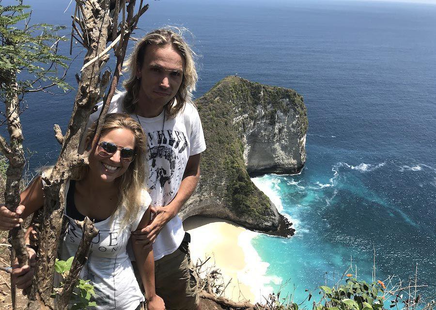 Bali Reisetipps: Nusa Penida Kelingking Beach