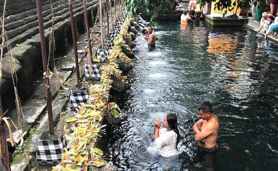 Bali Reisetipps: Ubud Pura Tirta Empul