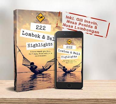 eBook: Lombok und Bali Highlights