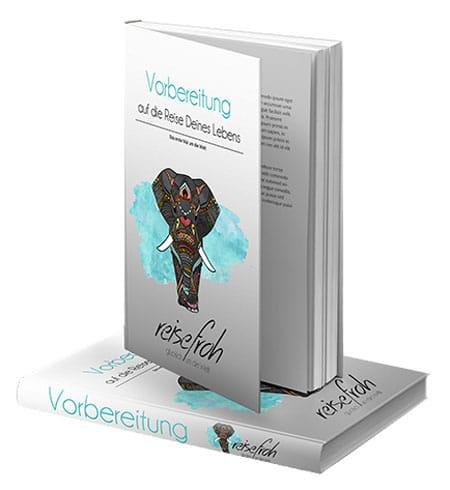 eBook Weltreise planen - Cover