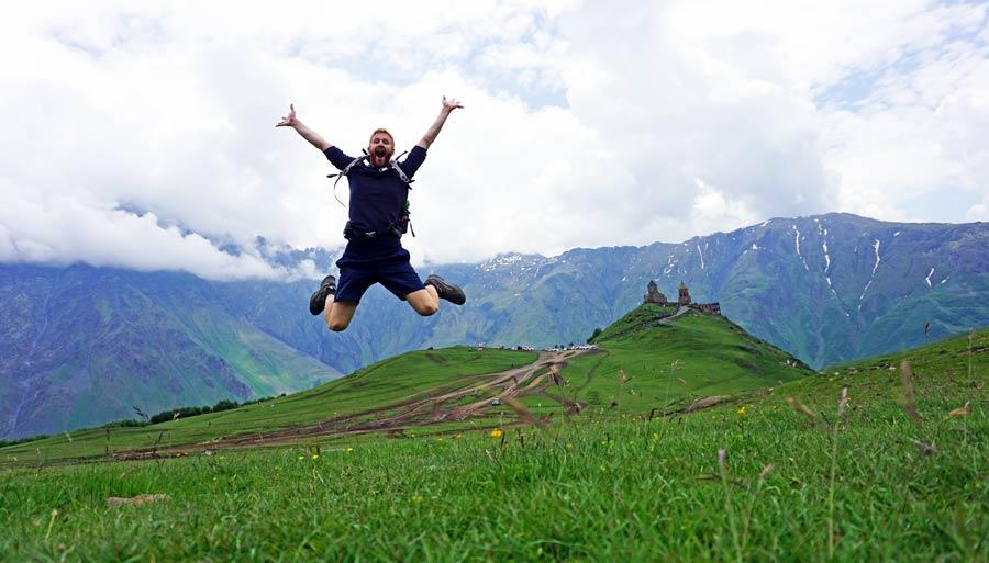 Georgien: Trekking in Swanetien und Tuschetien
