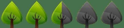 2.5 Sterne Nachhaltigkeit