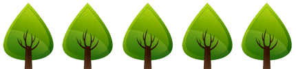 5 Sterne Nachhaltigkeit