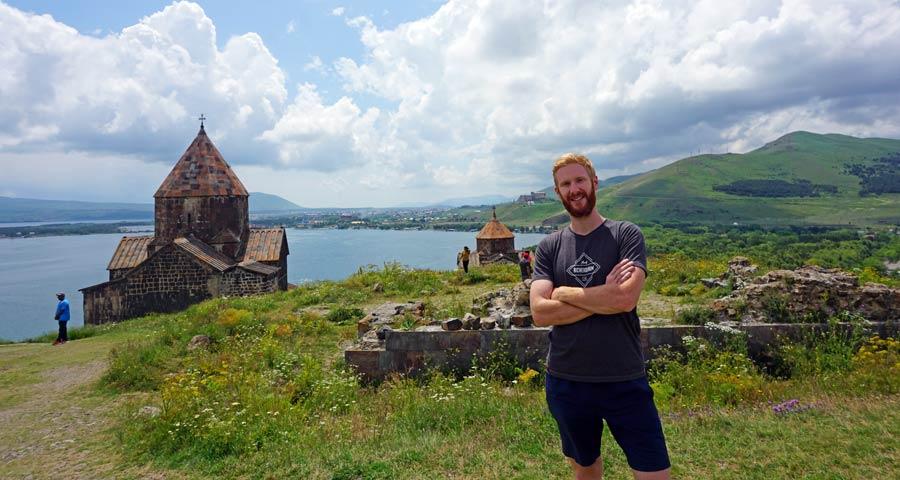 Armenien Sehenswürdigkeiten: Sewan See