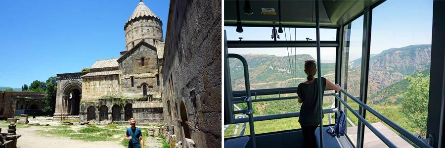 Armenien Sehenswürdigkeiten: Tatew Kloster