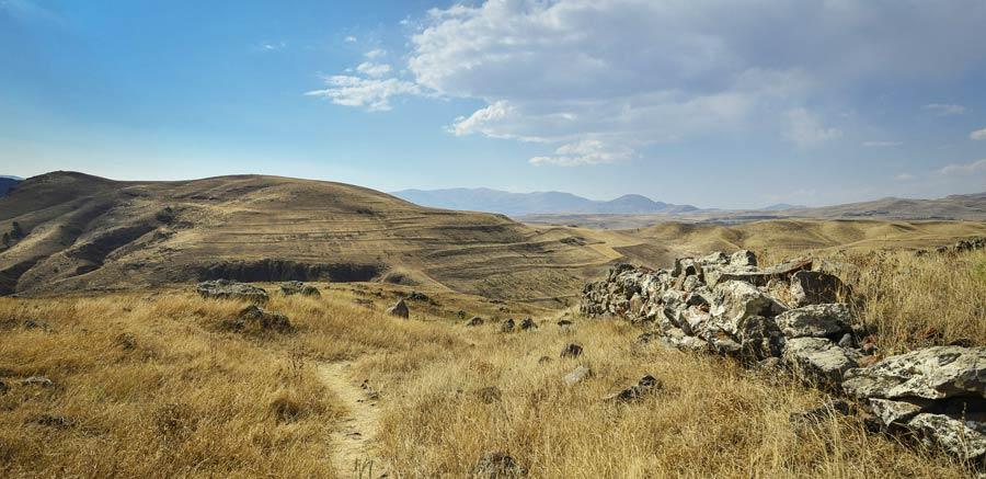 Armenien Sehenswürdigkeiten: Trekking im Kaukasus