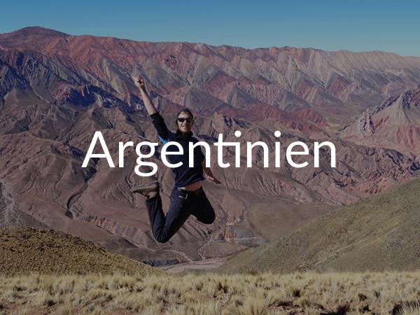 Reisetipps und Reiseführer Argentinien