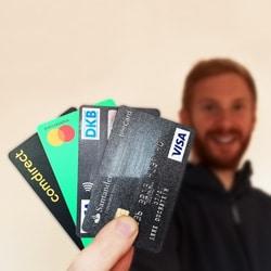 Reisekreditkarte: beste Weltreise Kreditkarte