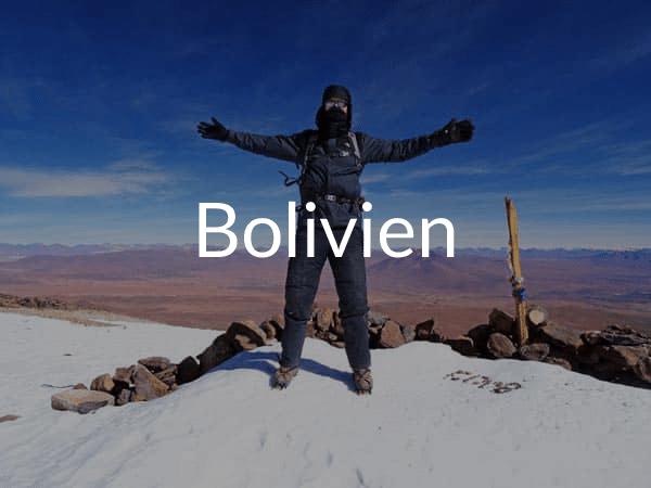 Reisetipps und Reiseführer Bolivien