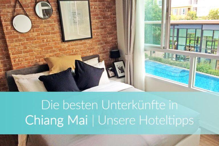 Chiang Mai Hotels: Wo kann man in Chiang Mai am besten übernachten?