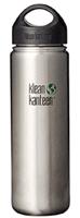 Edelstahl Trinkflasche: Klean Kanteen, BPA-frei