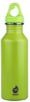 Edelstahl Trinkflasche: Mizu