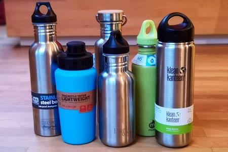 Edelstahl Trinkflasche: Ratgeber und Testberichte