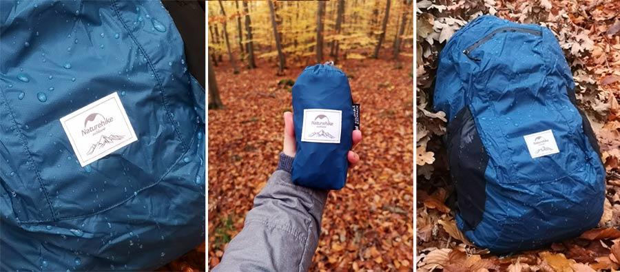 Faltbarer Rucksack: ultraleichter Daypack Naturehike