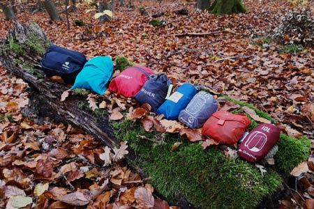 Faltbarer Rucksack: Ratgeber und Testbericht