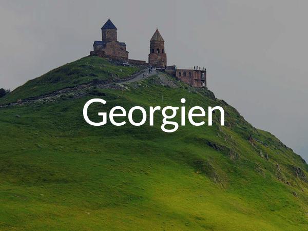 Reisetipps und Reiseführer Georgien