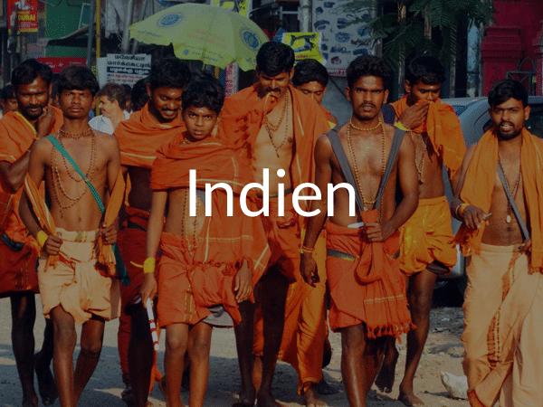 Reisetipps und Reiseführer Indien