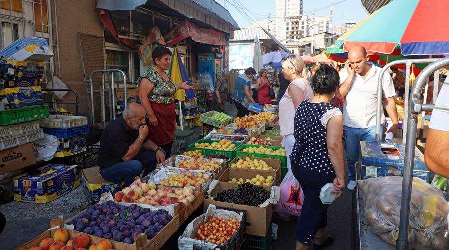 Jerewan: Reisetipps Eriwan, Armenien