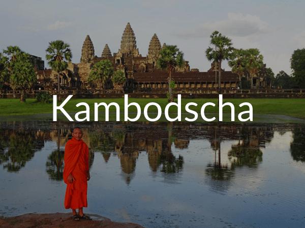 Reisetipps und Reiseführer Kambodscha