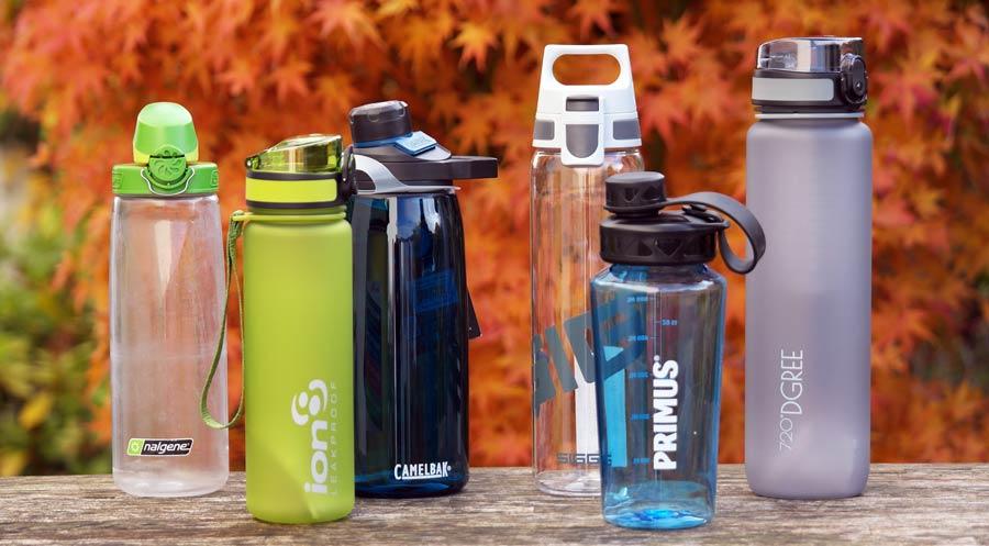 Kunststoff Trinkflasche: BPA freies Material