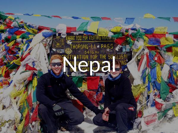 Reisetipps und Reiseführer Nepal