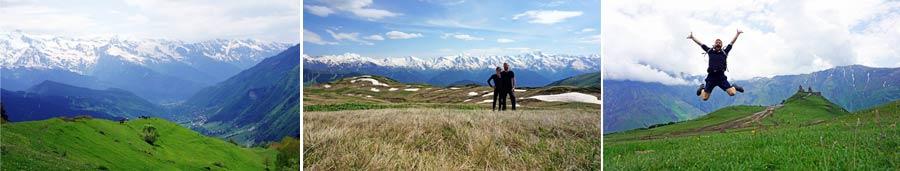 Reiseführer Georgien: Reisehandbuch für den Kaukasus