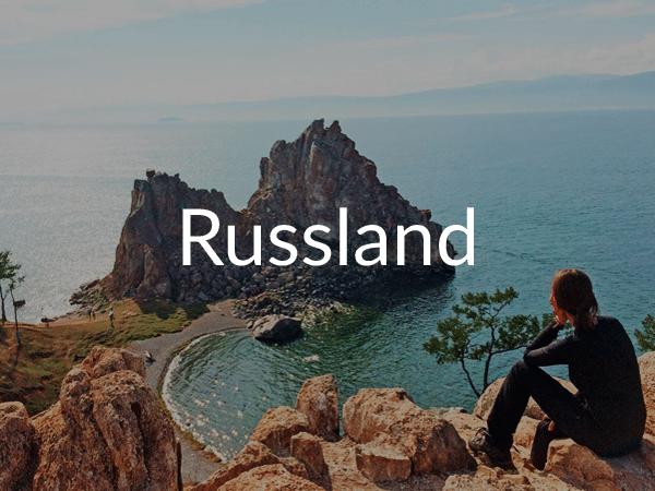 Reisetipps und Reiseführer Russland