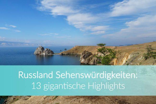 Russland Sehenswuerdigkeiten: Weltreise Blog