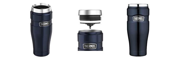 Thermobecher: Thermos Verschluss