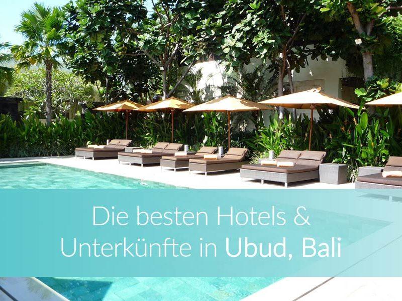 Ubud Hotels: Weltreise Blog