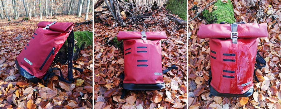 Wasserdichter Rucksack: Outdoor Daypack, Backpack