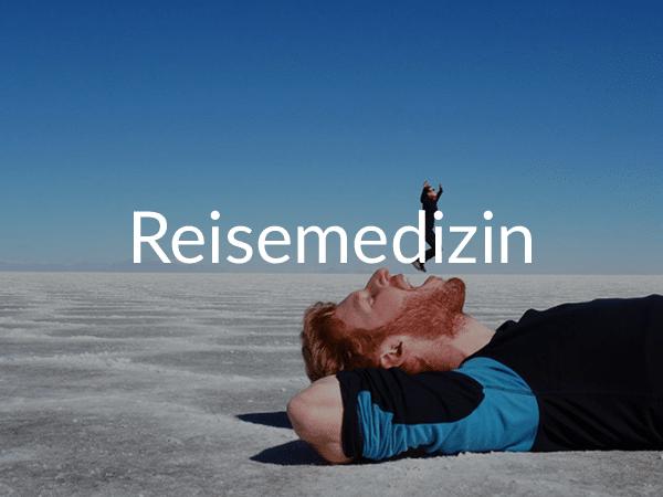 Weltreise: Reisemedizin und Gesundheit
